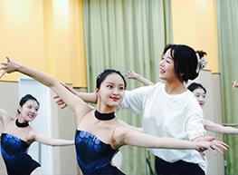 天籟教育舞蹈教學圖